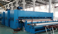 China HongYi-2 Years Warranty 80-500kg/h Capacity Non Woven Fabric Manufacturing Machine Needle Punching Production Line company