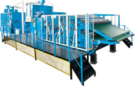 China Fiber Processing / Nonwoven Cotton Carding Machine High Performance Dust Collection System factory