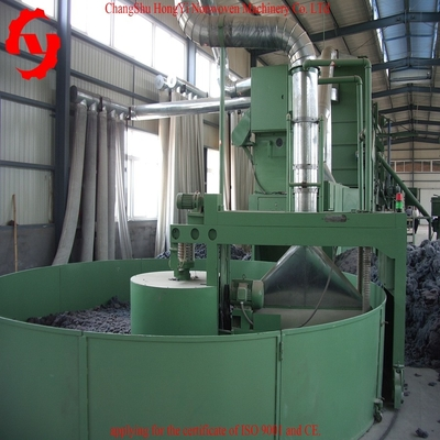 China 6500mm Nonwoven Felt Making Machine , Textile PP Non Woven Fabric Making Machine factory