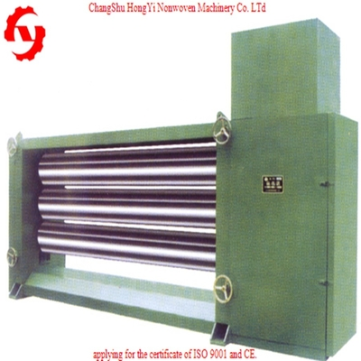 4m Nonwoven Fabric 3 Roll Calender Machine With Product Thickness 3-200 Mm