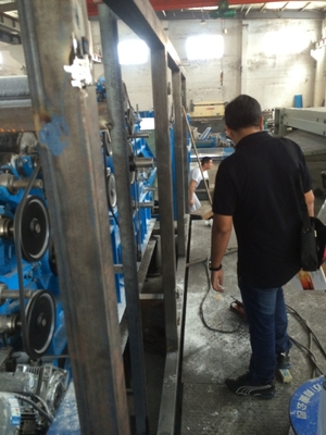 5000mm Non Woven Fabric Making Machine , Nonwoven Production Line For Disposable Surgical Mask
