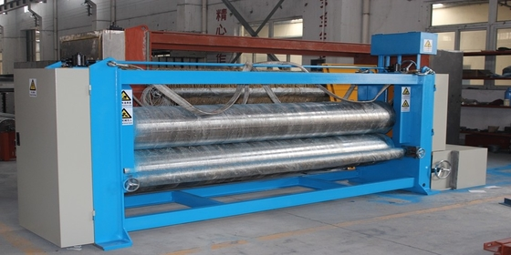 4000mm Non Woven Fabric Making Machine , Nonwoven Fabric Machine Working Speed 0.5-8m/Min