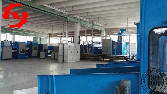 2m Geotextile Production Line For Polypropylene Non Woven Fabric Making 0